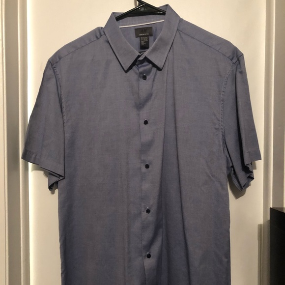 H&M Other - H&M short sleeve button down
